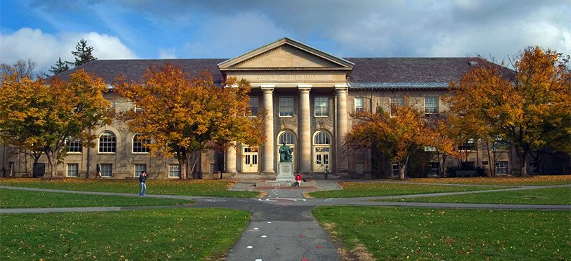 Watch a video of Cornell University