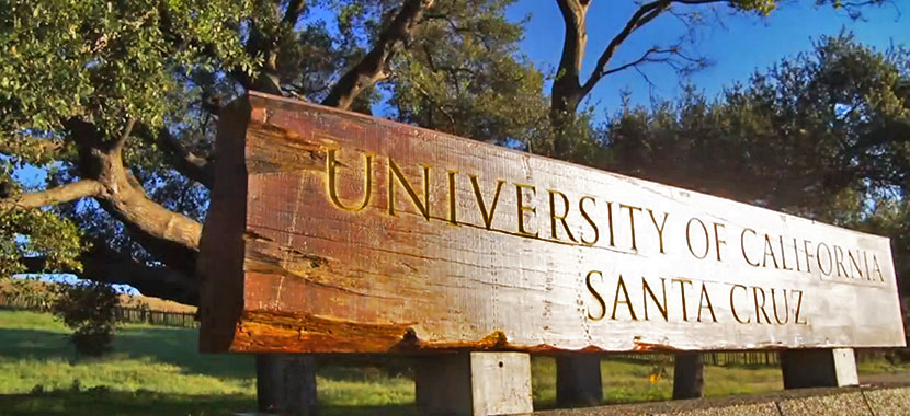 Watch a video of University of California-Santa Cruz