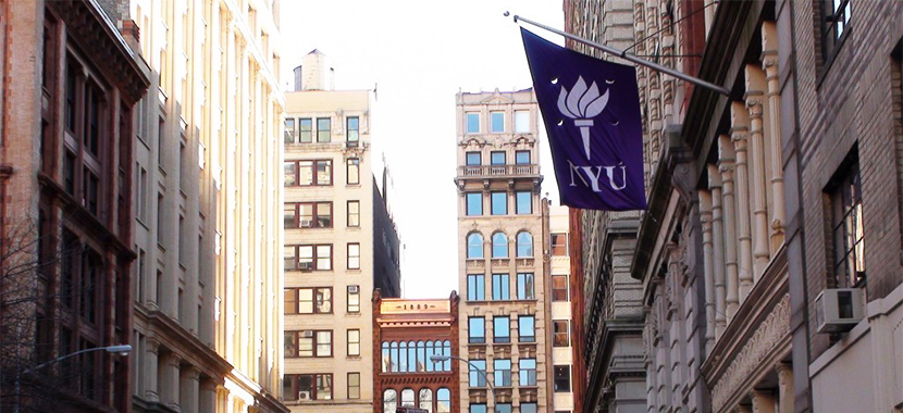 Watch a video of New York University