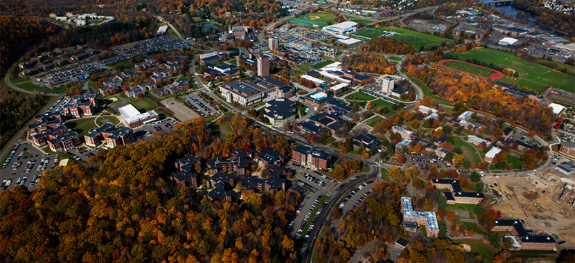 Watch a video of SUNY at Binghamton