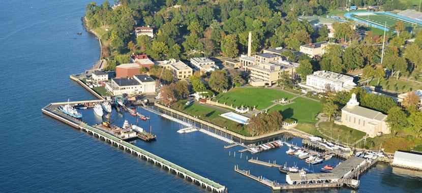 Explore United States Merchant Marine Academy