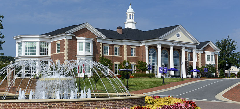 High point university overview for High pointe