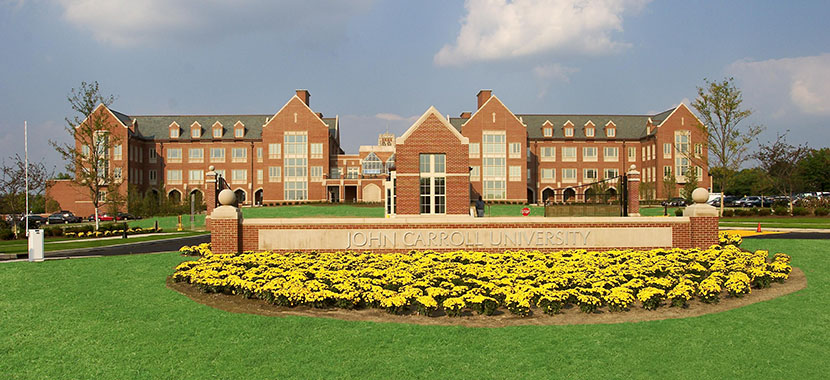 Watch a video of John Carroll University