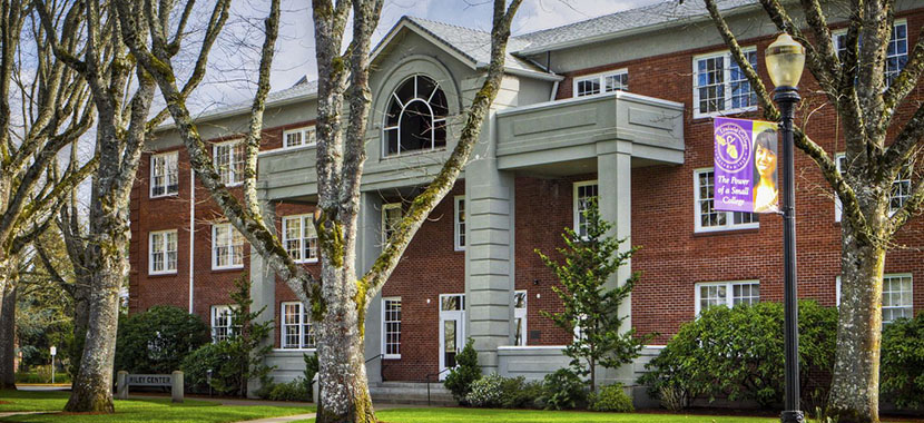Linfield College-McMinnville Campus