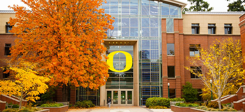 Checkout this video of University of Oregon