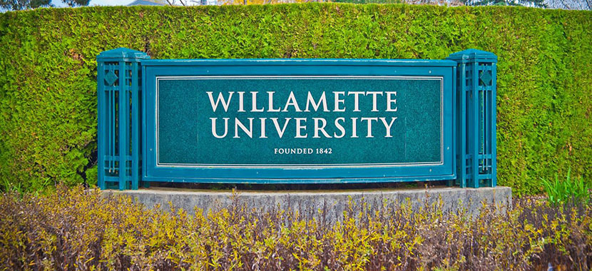 Checkout this video of Willamette University