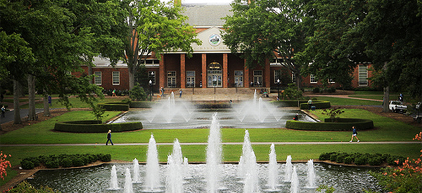 Checkout this video of Furman University
