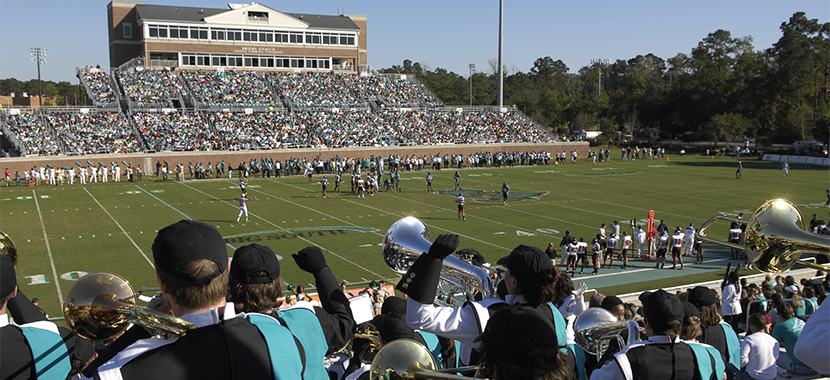 Watch a video of Coastal Carolina University