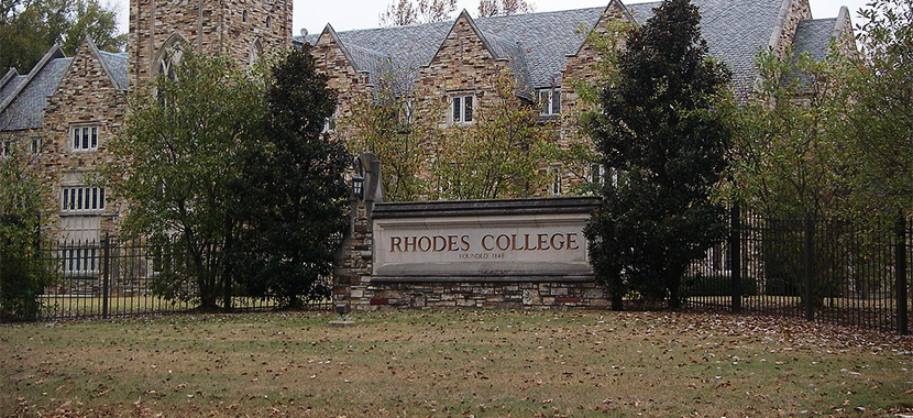 Checkout this video of Rhodes College