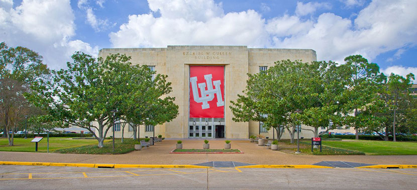 Watch a video of University of Houston