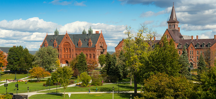 Watch a video of University of Vermont