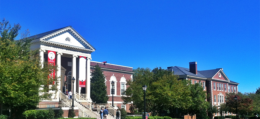 Checkout this video of Radford University