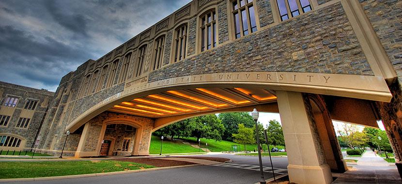 Virginia Polytechnic Institute and State Univ