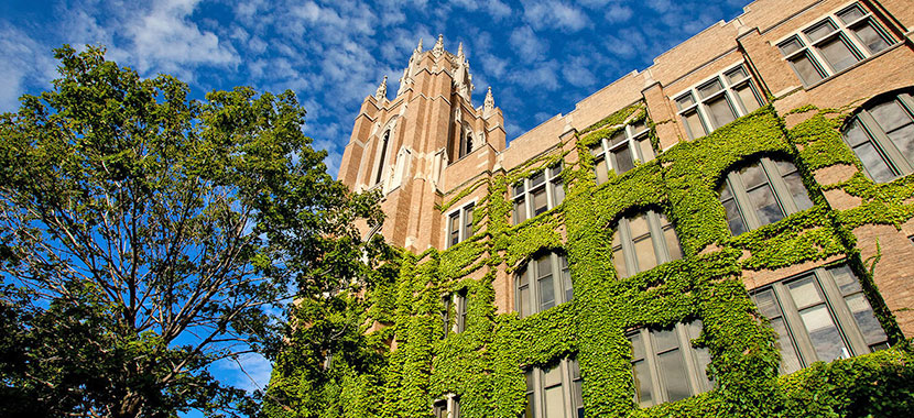 Explore Marquette University