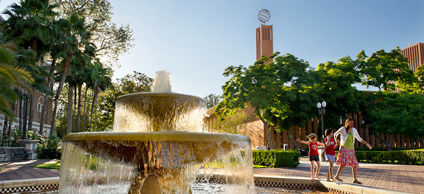 Watch a video of University of Southern California