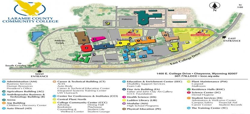 university of phoenix campus map University Of Phoenix Cheyenne Campus Overview Plexuss Com university of phoenix campus map