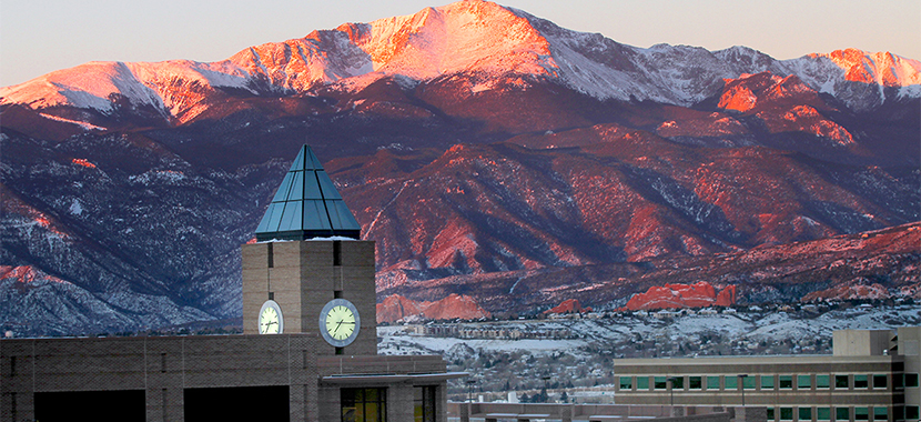 Explore University of Colorado Colorado Springs