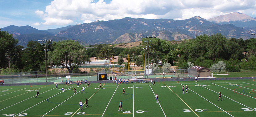 Watch a video of Colorado College