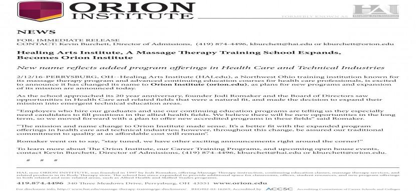 Reflexology Certification Institute | Overview | Plexuss.com