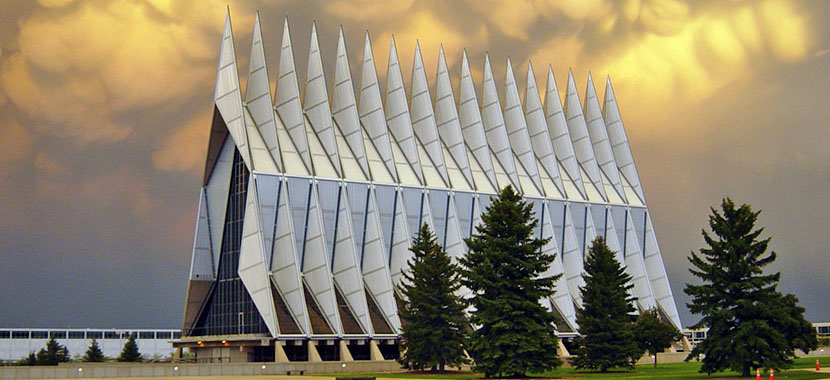 Watch a video of United States Air Force Academy