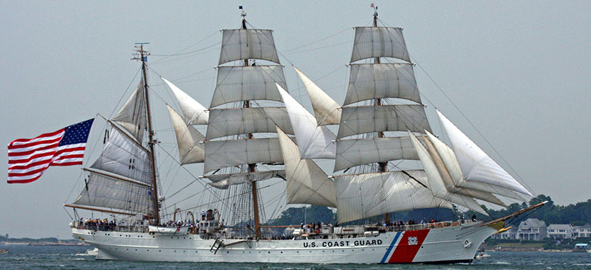 Explore United States Coast Guard Academy