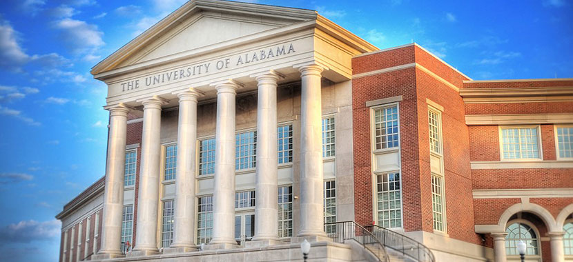 Checkout this video of The University of Alabama