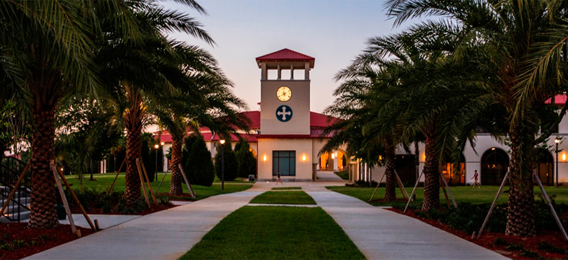 Watch a video of Saint Leo University