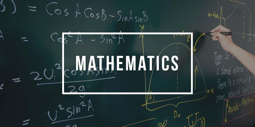 Major in Mathematics