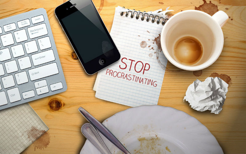 5 Cures for Procrastination at College