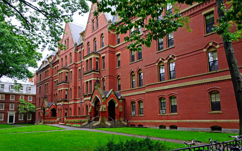 Harvard's Endowment Is Bigger Than Half the World's Economies