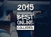 Best Online Colleges of 2015