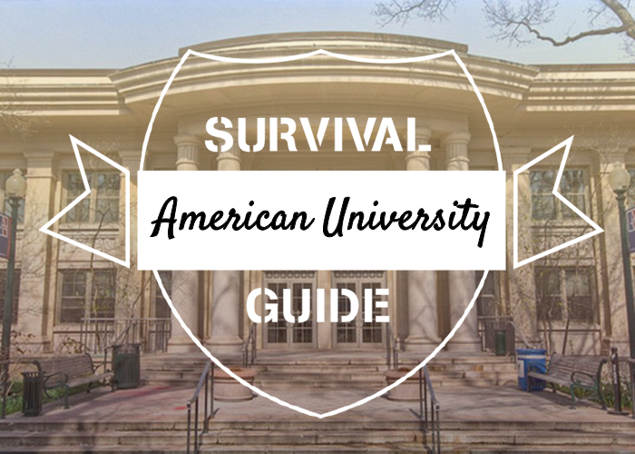 American University - College Survival Guide