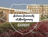 Auburn University at Montgomery - Survival Guide