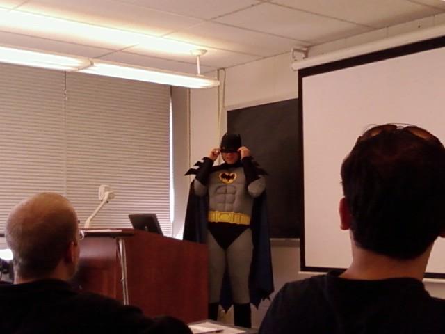 batman teacher