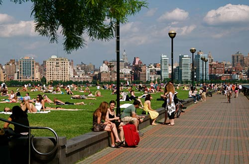 Best Cities for New Graduates - Hoboken, New Jersey
