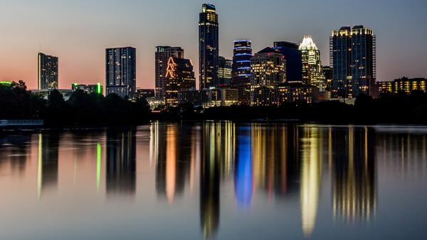 Best City for College Grads- Austin, Texas