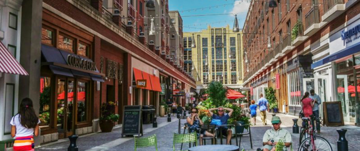 Best City for College Graduates - Bethesda, Maryland