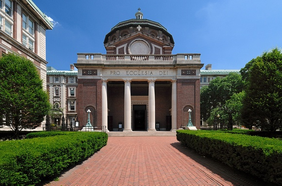 St. Paul's Chapel - Columbia University