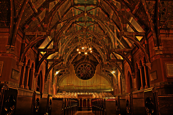 Sage Chapel - Cornell University
