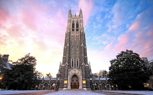 Duke Chapel - Duke University