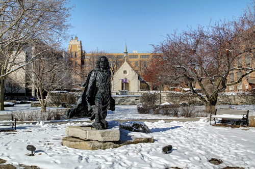 St. Joan of Arc Chapel - Marquette University