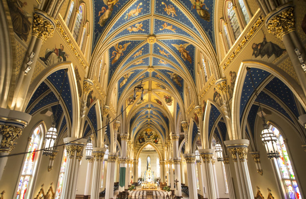 Basilica of the Sacred Heart - University of Notre Dame