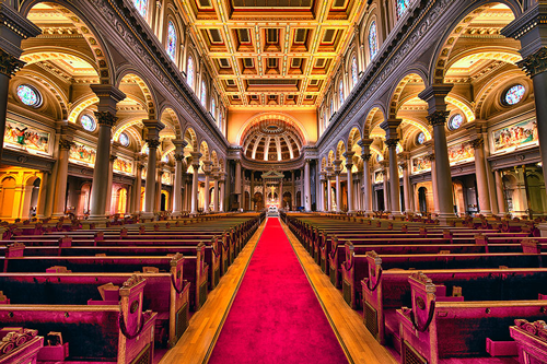 St. Ignatius Church - University of San Francisco