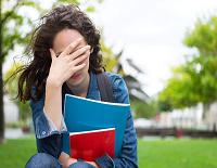 College Anxiety: Tips for Dealing with Anxiety in College