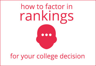 8 Factors to Consider (Besides College Rankings) When Choosing a College
