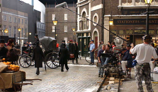 Film Major: Production Internship