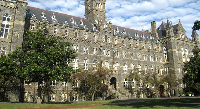 From Saudi Arabia to Washington, D.C.: The Essay That Got Me Into Georgetown