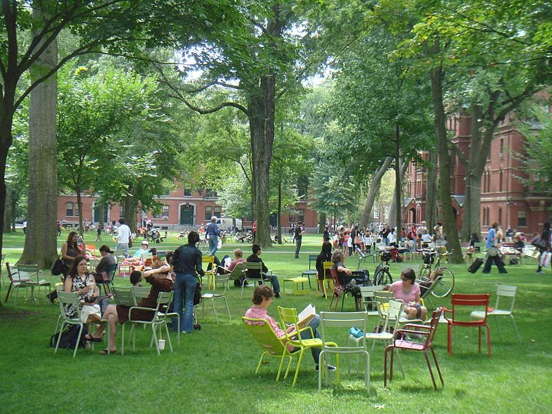 Harvard University Academics