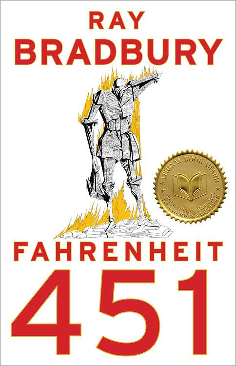 High School Books to Read: Fahrenheit 451
