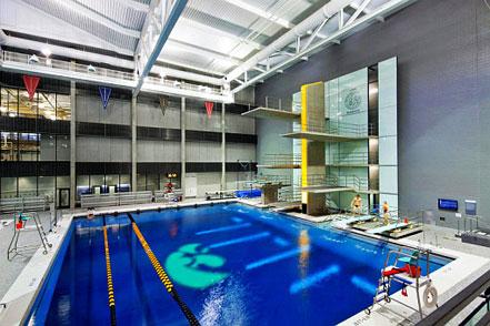 iowa campus recreation center